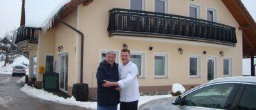 Kulinarična vandranja z Romanom Končarjem