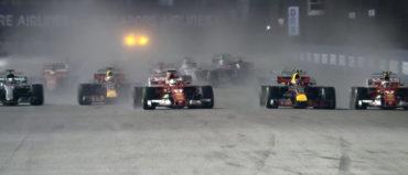 Formula 1 že ta konec tedna tudi v 4K ločljivosti