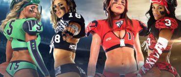 Prihaja LFL – najbolj atraktivni ameriški ženski nogomet