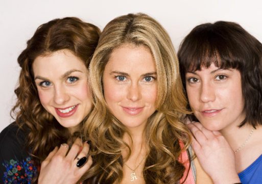 Dekleta iz nove serije Gremo dekleta