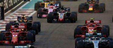 F1: začelo se je prvo zimsko testiranje!