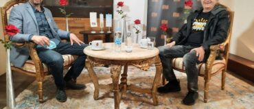 Na kavi z Giannijem tokrat Aleš Klinar