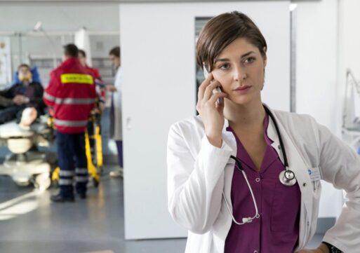 Katharina Nesytowa iz serije Mladi zdravniki na preizkušnji