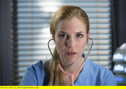 Mirka Pigulla iz serije Mladi zdravniki na preizkušnji